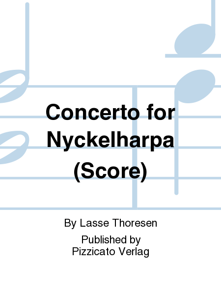 Concerto for Nyckelharpa (Score)