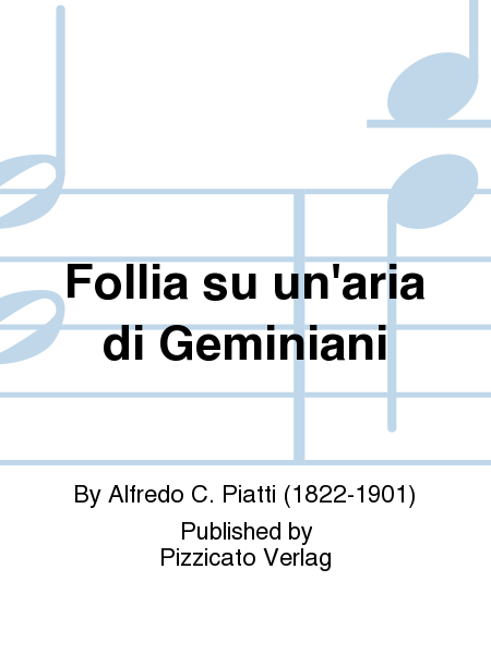 Follia su un'aria di Geminiani