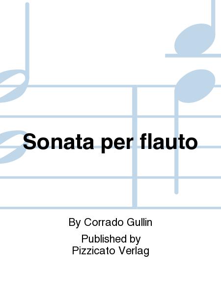 Sonata per flauto