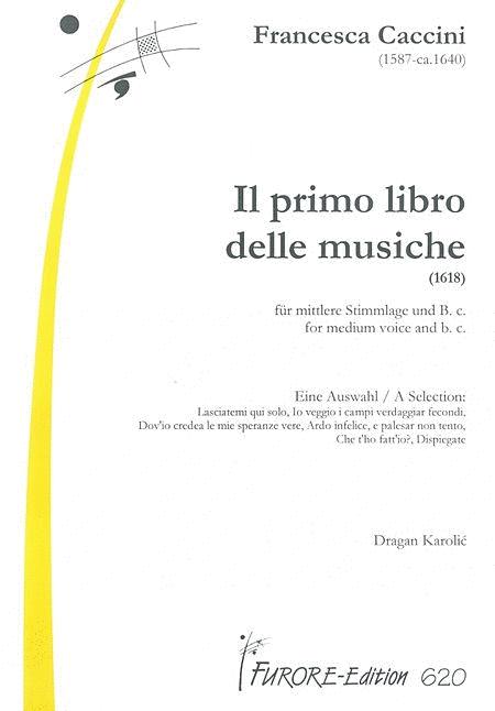 Il Primo Libro delle musiche