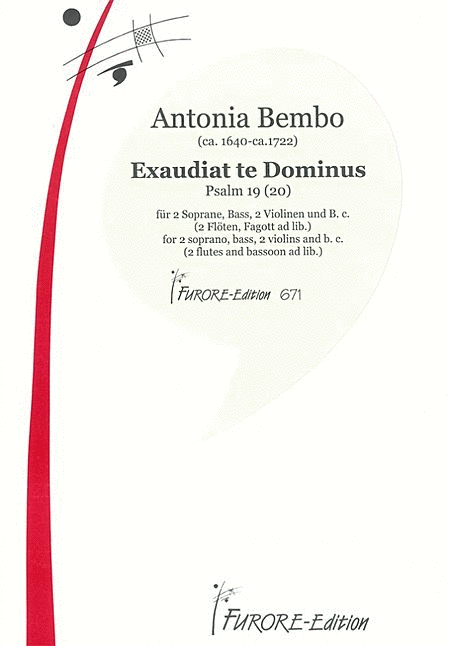 Exaudiat te Dominus Psalm 19 (20)