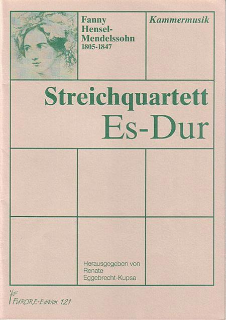 Streichquartett Es-Dur