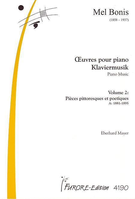Pieces pittoresque et poetiques A