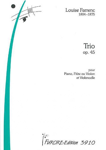 Trio op. 45