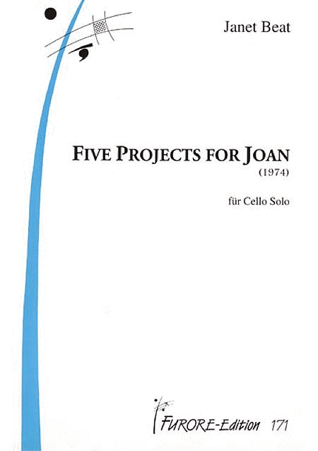 Five Projects for Joan