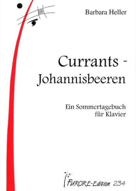 Currants - Johannisbeeren