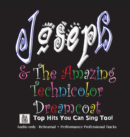 Joseph & the Amazing Technicolor Dreamcoat (Karaoke CD)