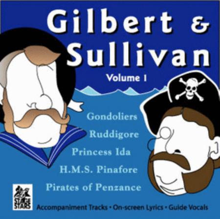 Gilbert & Sullivan Vol. 1 (Karaoke CDG)