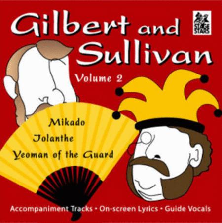 Gilbert & Sullivan Vol. 2 (Karaoke CDG)