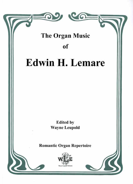 The Organ Music of Edwin H. Lemare, Series II (Transcriptions): Volume 5 - Brahms