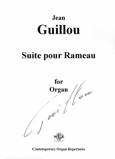 Suite pour Rameau
