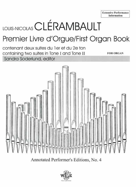 First Organ Book (Suites 1 & 2)