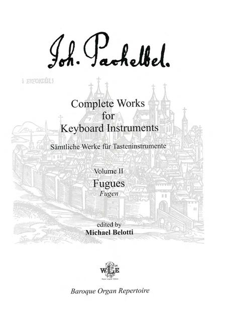 Complete Works for Keyboard Instruments, Volume II