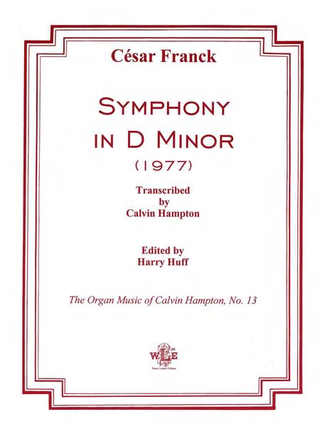 Symphony in D Minor