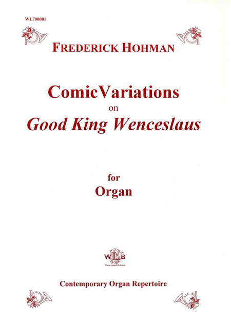 Comic Variations of Good King Wenceslas