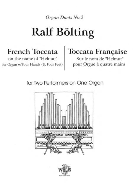 Toccata Francaise,