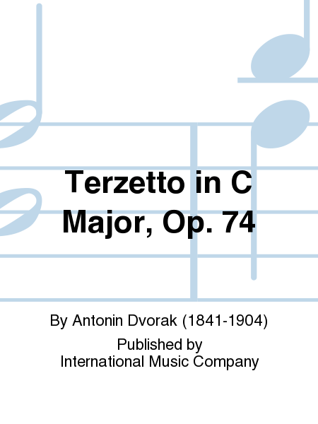Terzetto in C Major, Op. 74