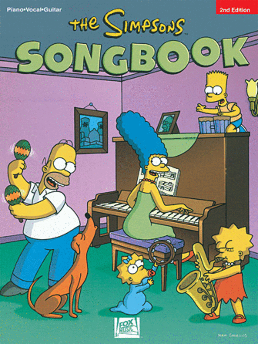 The Simpsons Songbook - 2nd Edition