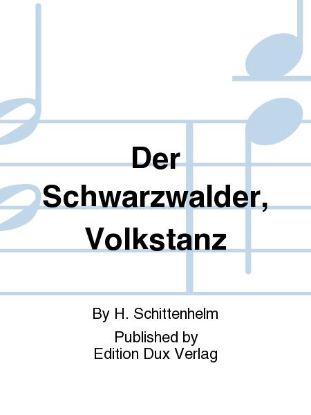 Der Schwarzwalder, Volkstanz