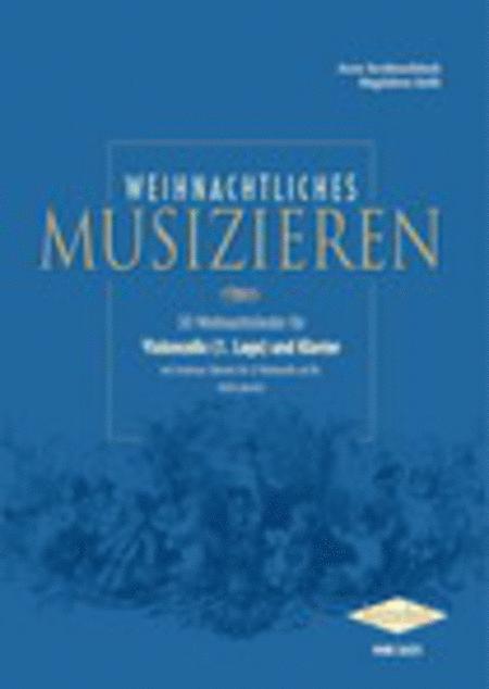 Weihnachtliches Musizieren