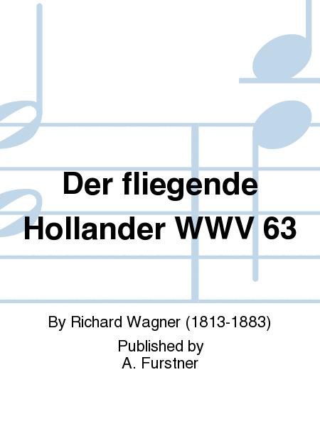 Der fliegende Hollander WWV 63
