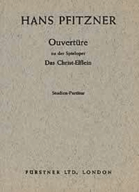 Das Christ-Elflein op. 20