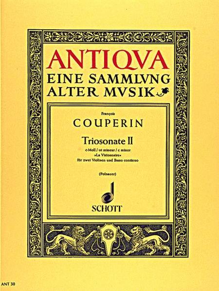 Triosonata II C Minor