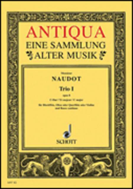 Trio I C major op. 8