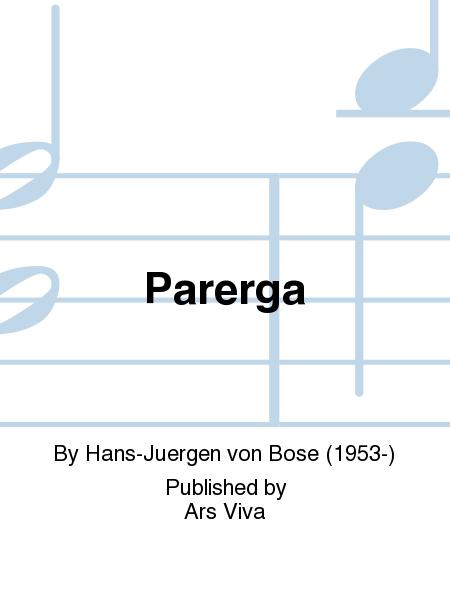 Parerga
