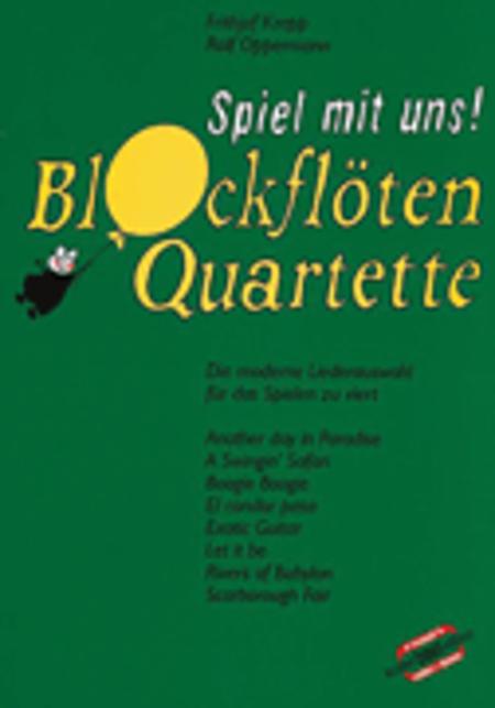 Blockflotenquartette