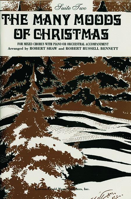 Many Moods Christmas - Suite 2 (SATB - Choir)