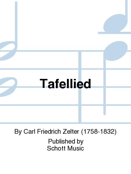 Tafellied