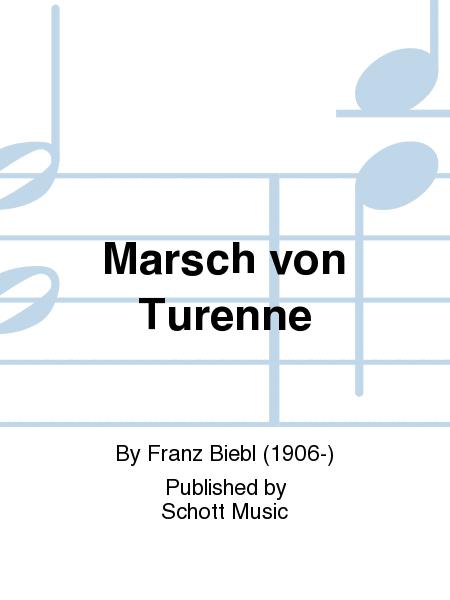 Marsch von Turenne