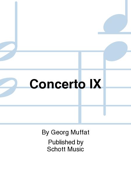 Concerto IX