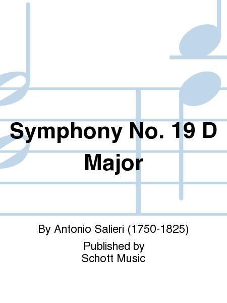 Symphony No. 19 D Major