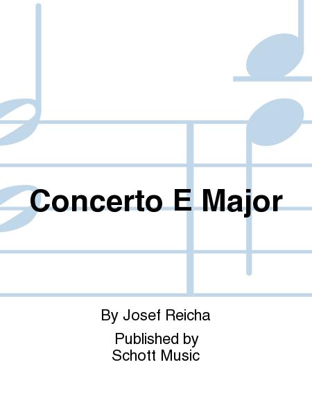 Concerto E Major
