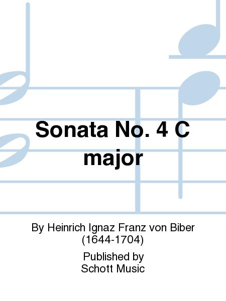 Sonata No. 4 C major