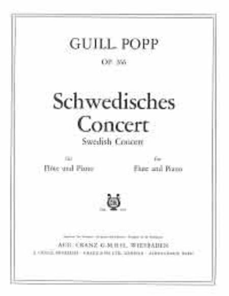 Schwedisches Konzert op. 266