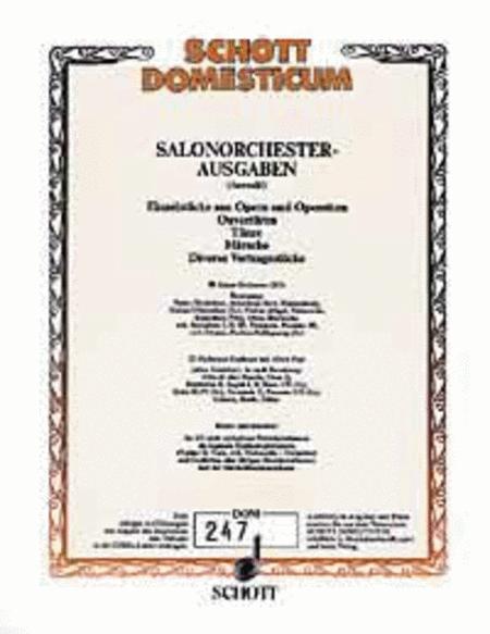 2 Waltzes op. 39/2 und 15