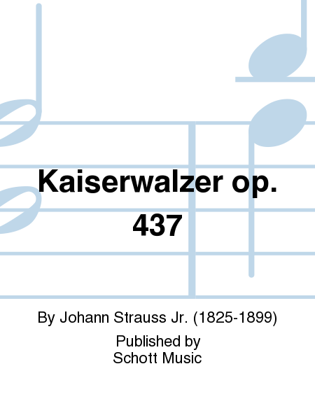 Kaiserwalzer op. 437