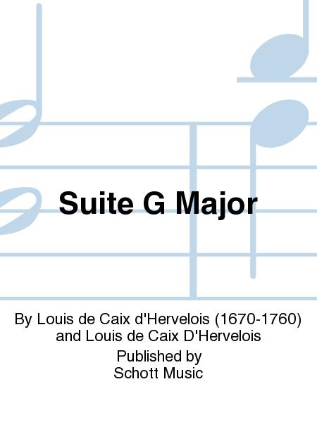 Suite G Major