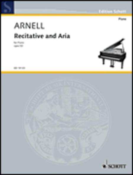 Recitative and Aria op. 53
