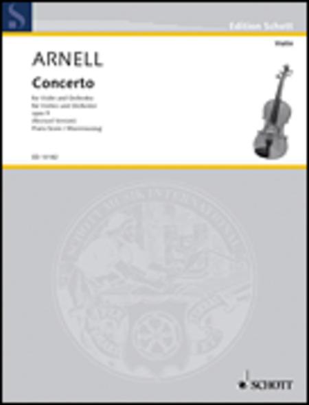 Violin Concerto op. 9