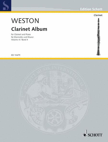 Clarinet Album Vol. 4