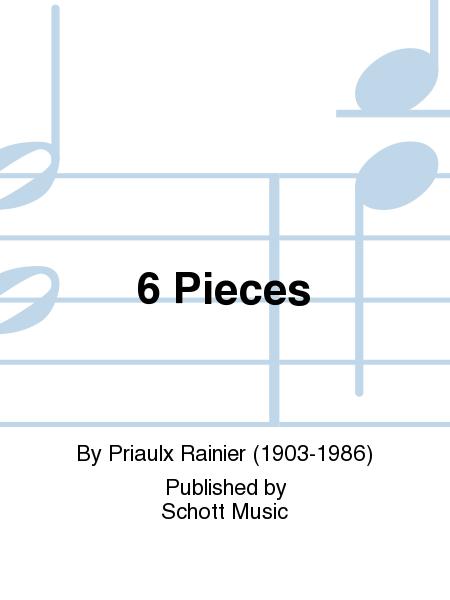 6 Pieces
