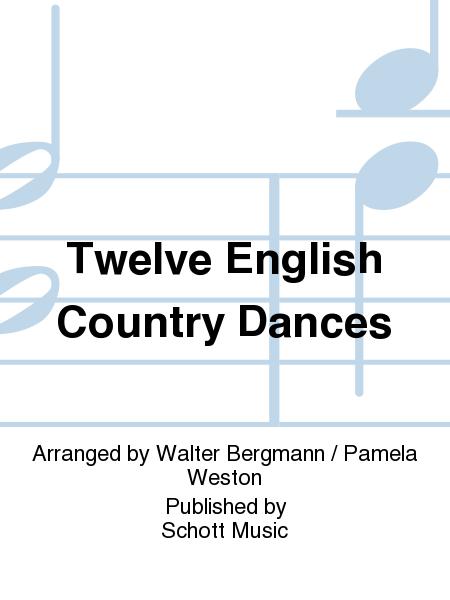 Twelve English Country Dances