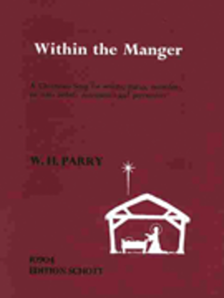 Within the Manger