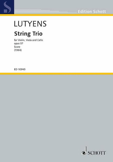 String Trio op. 57