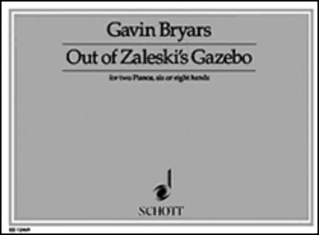 Out of Zaleski's Gazebo