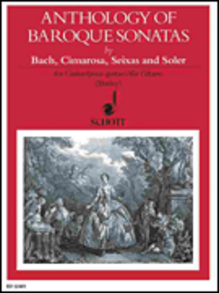 Anthology of Baroque Sonatas